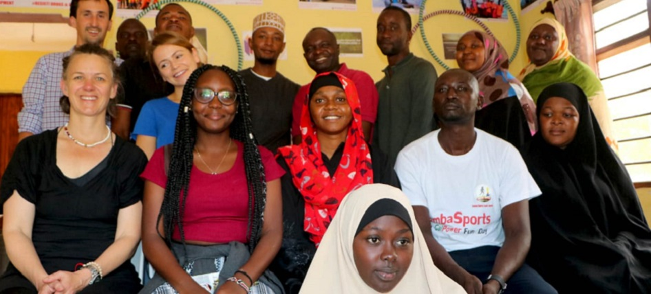 Visit by Youth Innovators: From University Of Middlebury, UK